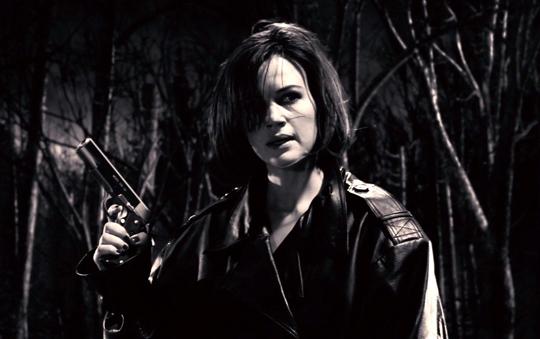 "Carla Gugino in ""Sin City"""