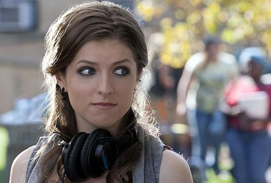 """Anna Kendrick in """"Pitch Perfect"""""""