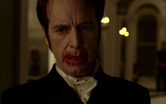 "Denis O'Hare in ""True Blood"""
