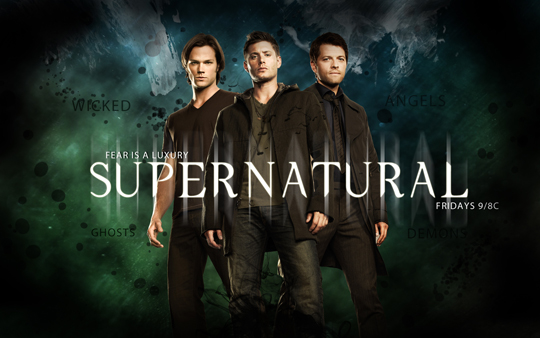 like cw supernatural wallpaper - photo #9