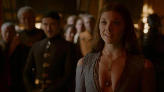 "Natalie Dormer in ""Game of Thrones"""