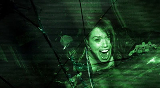 "Stephanie Bennett in ""Grave Encounters 2"""