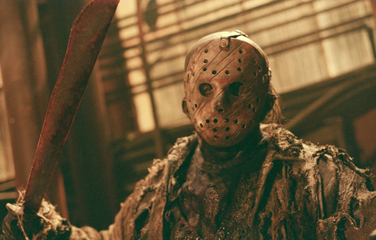 "Ken Kirzinger in ""Freddy vs. Jason"""