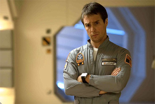 "Sam Rockwell in ""Moon"""