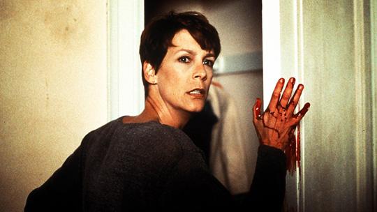 """Jamie Lee Curtis in """"Halloween H20"""""""