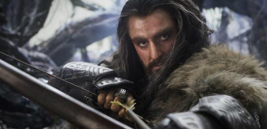 "Richard Armitage in ""The Hobbit"""