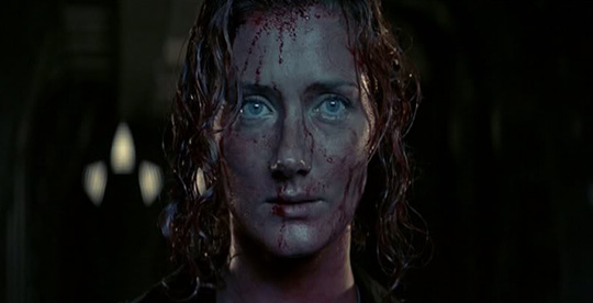 """Joely Richardson in """"Event Horizon"""""""