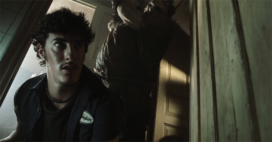 "Eric Balfour in ""The Texas Chainsaw Massacre"""
