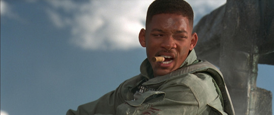 "Will Smith in ""Independence Day"""