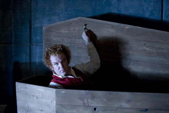 "John C. Reilly in ""Mitternachtszirkus"""