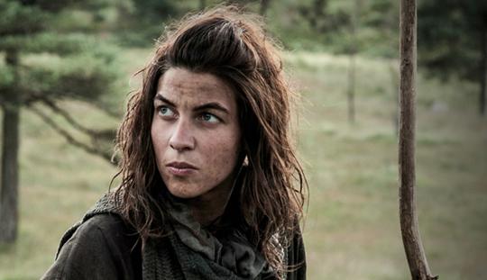"Natalia Tena als Osha in der Erfolgsserie ""Game of Thrones"""