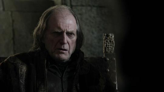 "David Bradley in ""Game of Thrones"""