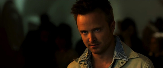 """Aaron Paul in """"Need for Speed"""""""