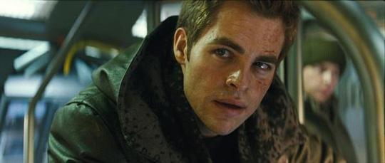 """Chris Pine in """"Star Trek"""""""