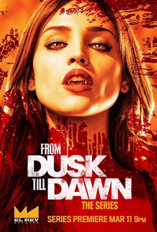 From-Dusk-Til-Dawn-Serie-Poster