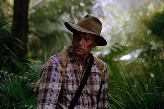 """Sam Neill in """"Jurassic Park"""""""