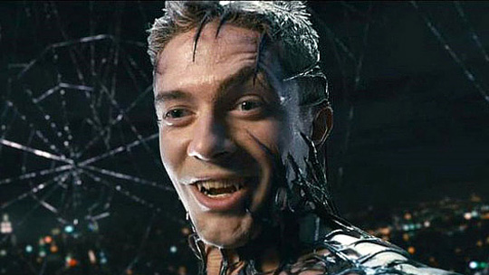 "Topher Grace in ""Spider-Man 3"""