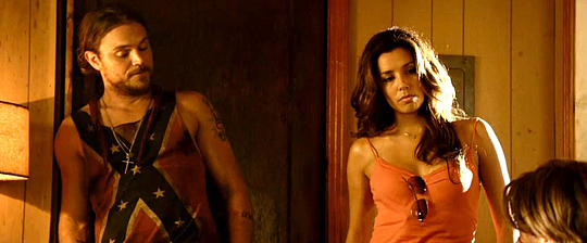 "Eva Longoria in ""The Baytown Outlaws"""