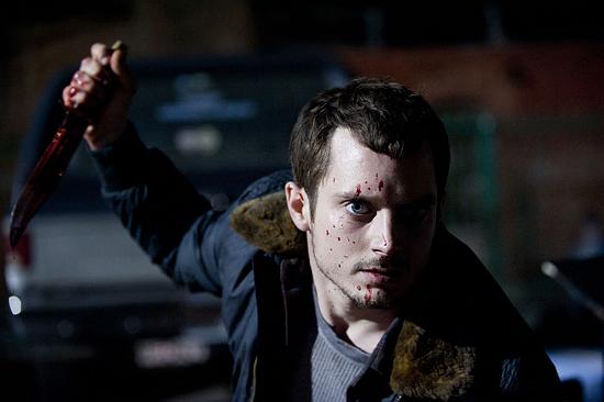 """Elijah Wood als """"Maniac"""""""