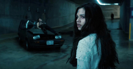 Eve (India Eisley) in Underworld: Awakening