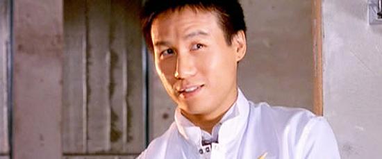 BD Wong als Dr. Henry Wu