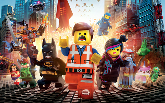 """""""Lego Movie"""" von Phil Lord startet am 10. April in Deutschland"""