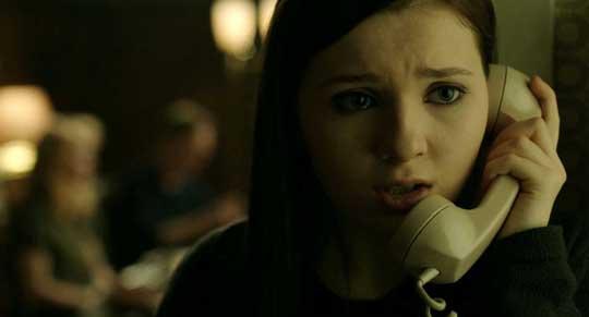 "Abigail Breslin in ""Haunter"""