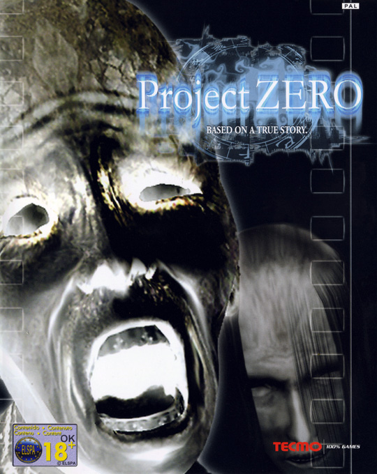 Project Zero PAL COVER
