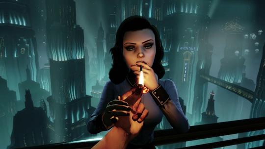 Eine Szene aus BioShock: Infinite - Burial at Seas