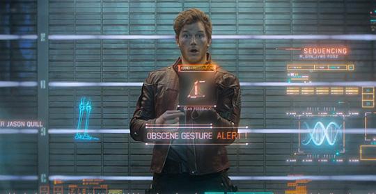 "Jurassic World-Hauptdarsteller Chris Pratt im kommenden ""Guardians of the Galaxy"""