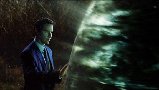"""Keanu Reeves in """"Der Tag, an dem die Erde stillstand"""""""