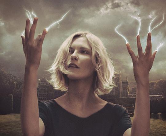 """Kirsten Dunst in Triers Endzeit-Drama """"Melancholia"""""""