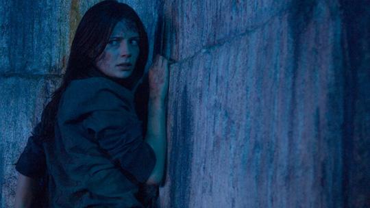 """Mischa Barton in """"Walled In"""""""