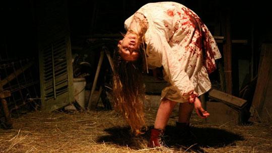 Roth kennt sich bestens mit Dämonen aus. 2010 produzierte er 'Der letzte Exorzismus'.