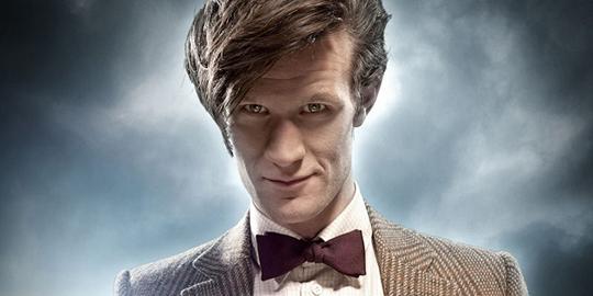 Matt Smith in seiner wohl bekanntesten Rolle als Doctor Who