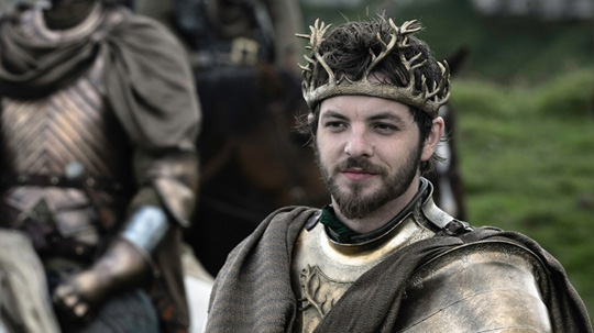 "Gethin Anthony in ""Game of Thrones"""
