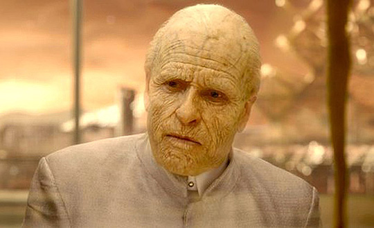 Auf der Suche nach dem ewigen Leben: Guy Pearce als <b>Peter Weyland</b> - Guy-pearce-prometheus-2012