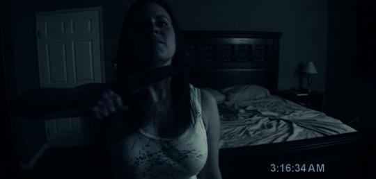 """Damit fing 2009 alles an: """"Paranormal Activity"""" von Oren Peli"""