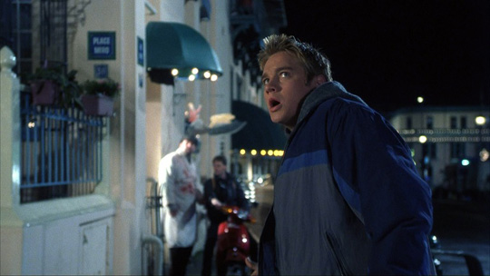 "Flucht ist zwecklos: Devon Sawa in ""Final Destination"""
