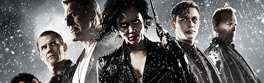 Sin City: A Dame to Kill For – Bauchlandung für Robert Rodriguez: Sequel verfehlt die US-Top 5