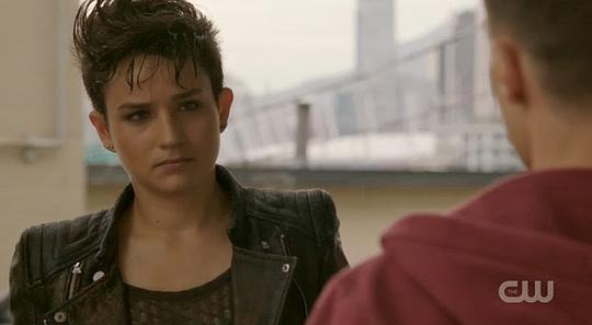 "Bex Taylor-Klaus in The CW's ""Arrow"""