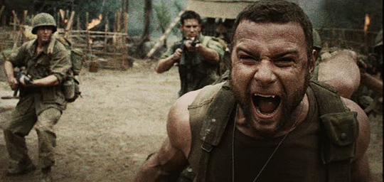 """Liev Schreiber zeigt die Zähne - hier in """"Wolverine"""""""