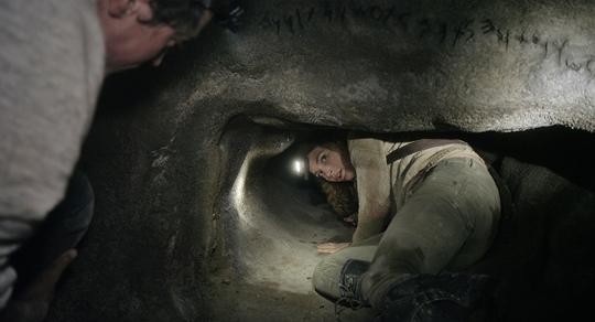 Die Katakomben stecken voller Geheimnisse. Hier ist Körpereinsatz gefragt