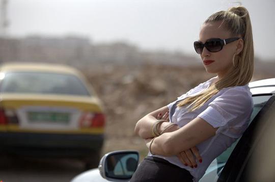 """Schafft den Sprung über den großen Teich: Julie Engelbrecht in """"45 Minuten bis Ramallah"""""""