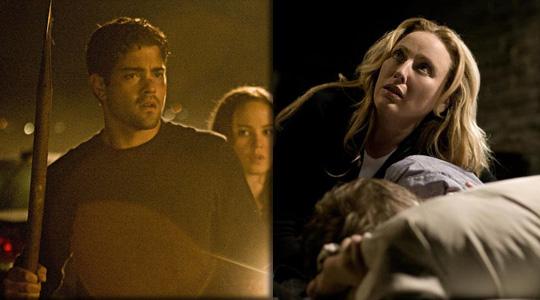 Kämpfen an der Zombiefront: Jesse Metcalf und Virginia Madsen