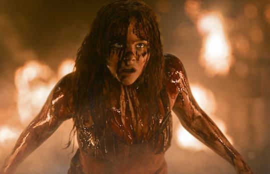 """Chloe Moretz, hier in """"Carrie"""", droht der Kampf ums Überleben"""