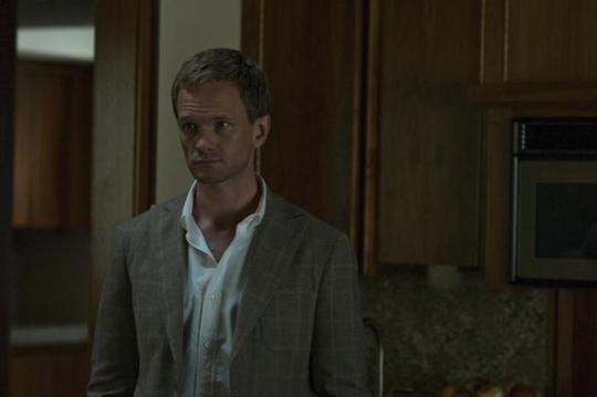 "Neil Patrick Harris in David Finchers Erfolgsthriller ""Gone Girl"""
