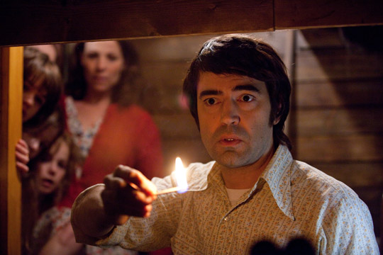 "Ron Livingston in ""The Conjuring"""