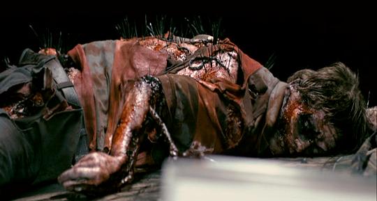 """Ein Opfer aus Toby Wilkins' """"Splinter"""""""