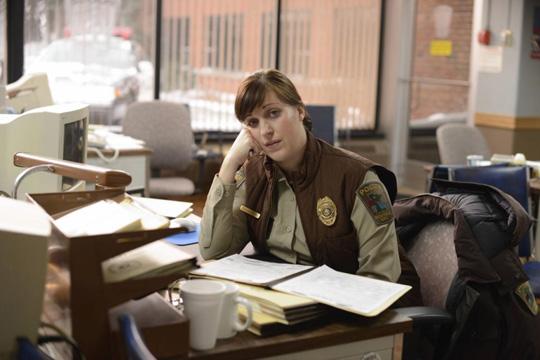 """Allison Tolman als Detective Molly Solverson in """"Fargo"""""""